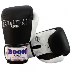 "Боксерские Перчатки ""BOON"" BGCBK Compact Black"