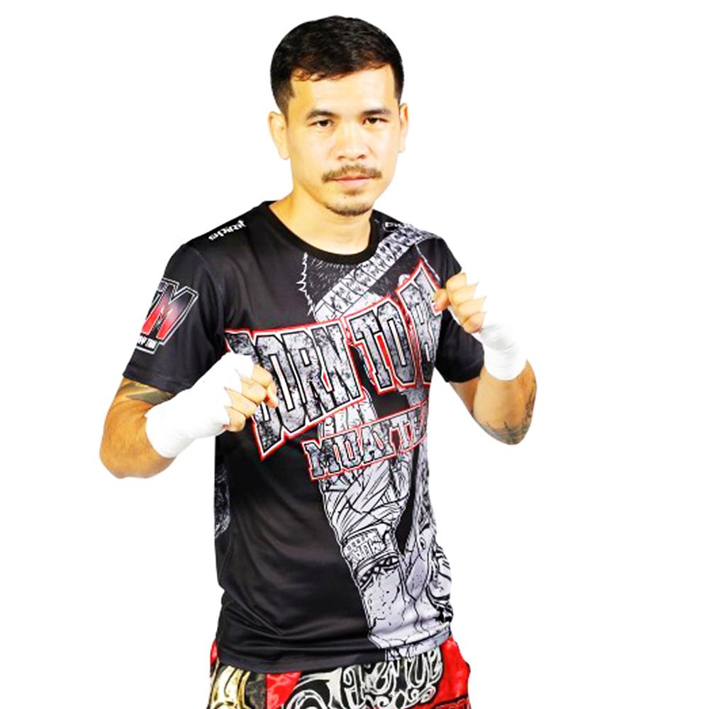 Футболка тайский бокс Born to Be PSBT-02