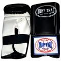 Снарядные перчатки Muay Thai Black