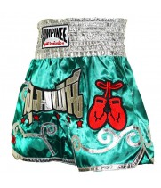 Шорты для тайского бокса Lumpinee Gloves Gray