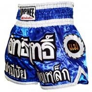Шорты для тайского бокса Lumpinee Колесо Blue