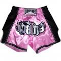 Шорты для тайского бокса Lumpinee Ретро Pink