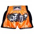 Шорты тайский бокс Lumpinee Ретро Orange