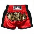 Шорты для тайского бокса Lumpinee Ретро Red