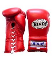 Боксерские Перчатки Windy BGL Red