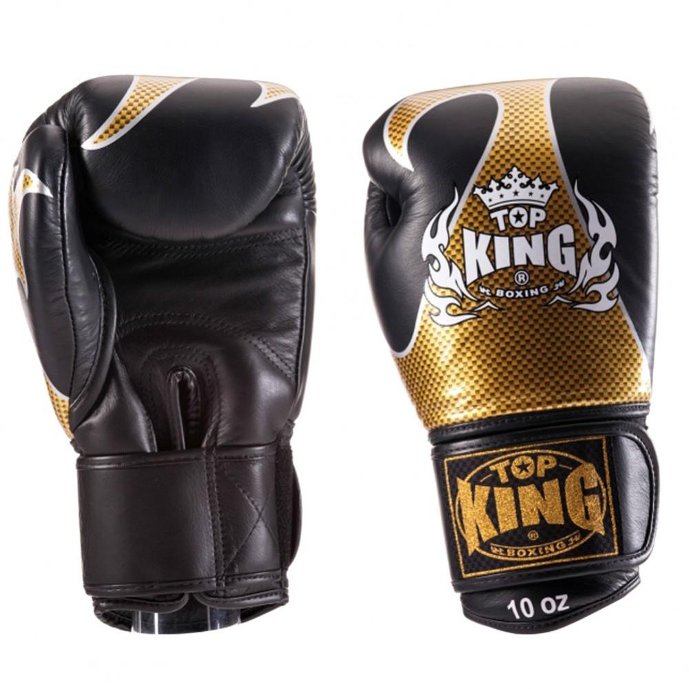 Перчатки Top King Empower Creativity Black-Gold