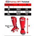 Защита кикбоксинг купить FairtexSP7