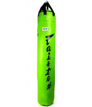 Боксерский мешок Fairtex HB6 Тайский Банан Зеленый цвет