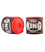 Бинты Тайский Бокс Top King Red