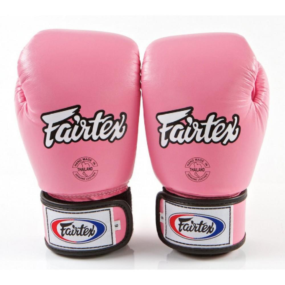 Перчатки для тайского бокса Fairtex BGV1Pink