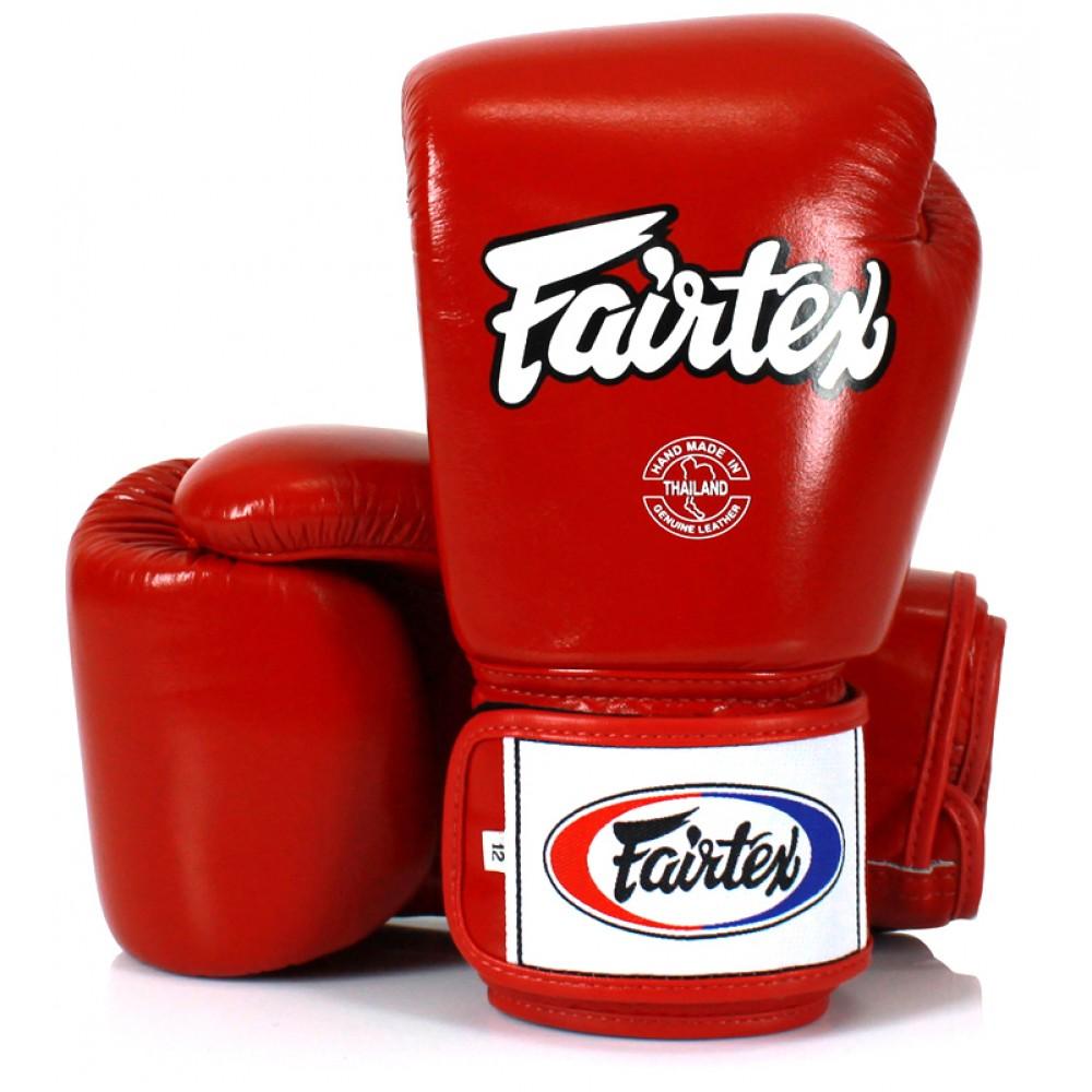 Боксерские Перчатки Fairtex BGV1 Red
