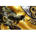 Шорты для тайского бокса Twins Special Dragon Gray