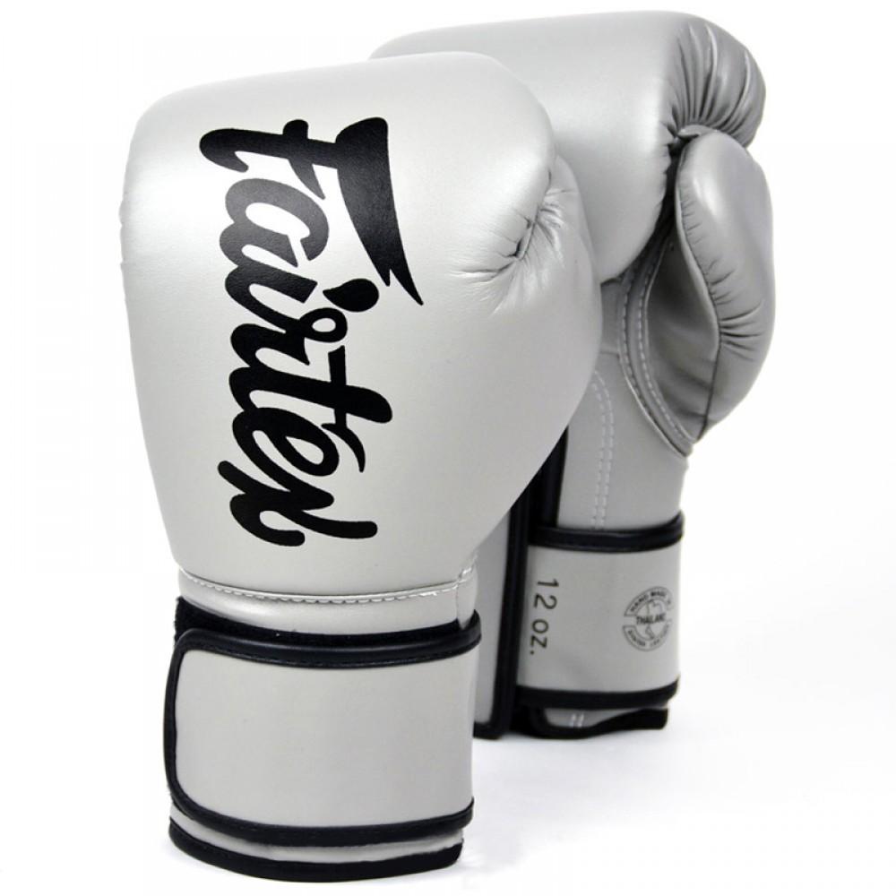 Боксерские Перчатки Fairtex BGV14 Gray