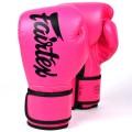 Боксерские Перчатки Fairtex BGV14 Pink Розовые