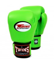 Боксерские Перчатки Twins Special BGVL3 Лайм