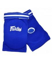 Защита локтя Fairtex  EBE1 Синий