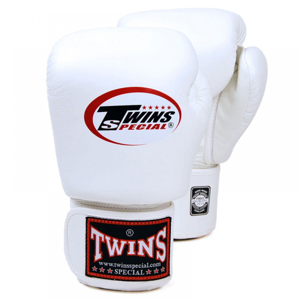 Боксерские Перчатки Twins Special BGVL3 Белые